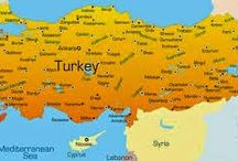 Turkije vakantie / Turkije een prachtig vakantieland. Ik hoop dat u ook enthousiast zult worden, na het lezen van mijn verhalen.