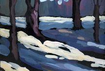 Landscape in Art / Paintings