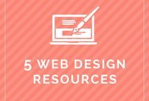 Web and graphic design / by Michelle Laramie