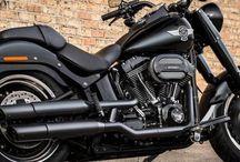 Harley Davidson Motorrad