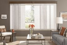 Blinds for wide windows