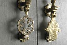 Morroco door knobs