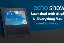 Amazon Echo Show Launched with Display & Everything you need to know