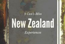 New Zealand / Explore New Zealand's stunning landscapes, rich culture and sense of adventure with a great collection of posts