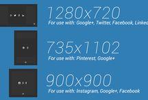 Social Media Hints