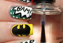 Literary Nail Art / by Lynchburg Public Library