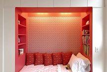 Dormitorio sin terminar