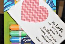 Gifts / Teacher Gift Ideas