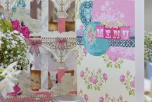 Wedding Vintage Theme / Pretty ways to incorparate a vintage theme into your wedding.