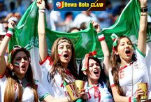 Iran Fans Girls