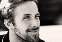Husband Ryan Gosling.