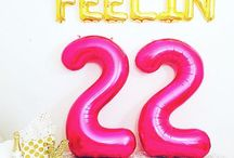 22nd birthday ideas