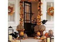 autumn decor / by Alicia Conner