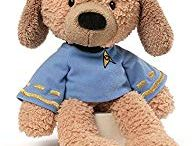 GUND Star Trek Spock Cat Stuffed Animal Plush