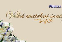 SVATBY V PLZNI: svatební informace, svatební soutěž, svatební slevy, svatební akce. / SVATBY PLZEŇ: INFORMACE na portálu plzen.cz. Svatební hostiny, svatební informace, svatební soutěž, svatební slevy, svatební akce. Alfa - omega svatební informační servis Plzeň.
