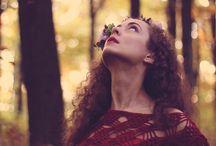 Autumn portrait / Nature photos