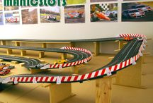 Scalextric / Kids track