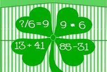 St. Patrick's Day Homeschool