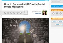Social Media & SEO / How does Social Media work to improve SEO of your site