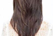 Long Hair, Short Layers
