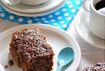 Κέικ γλυκά - αλμυρά
