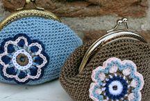 Crochet - wallet