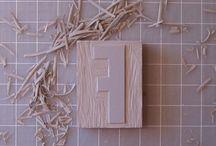 Linocut & Screen printing & Block printing