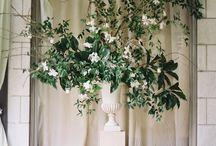 Greenery Neutral Wedding