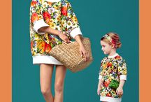 mommy and me..... / Mom and kids fashion