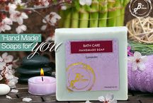 BATH CARE / Our Natural Bath Care Range