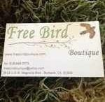 Free Bird Boutique Instagram / http://instagram.com/freebirdboutique