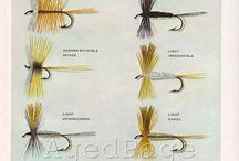 Fly Fishing - Flies and tying