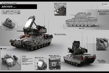 [Des] Armored Vehicles / Design Inspirations