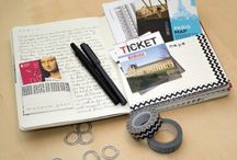 Travel Journal Ideas / by Jessica Wall