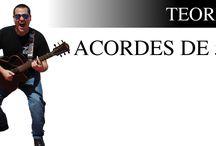 Tutoriales Guitarra