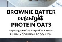 overnight oats n bfasty things