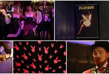 Entertainment at the Playboy Club / Just what it says up there in the title.