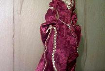 dolls- / clothing etc / by Reinette Cronje