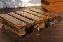 Euro Pallets / Furniture from uniquefurnituresa