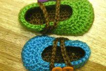 Baby Slippers & Socks
