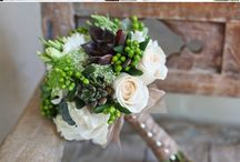 Inspired as a Florist - Stylin Stems / by Sarcie McFarland