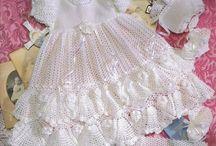 baby crochet sets