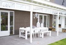 Veranda s - overkapping tuin