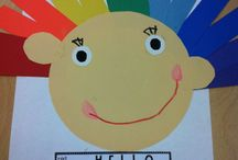 Color Activities / Rainbow Bright activities for the classroom