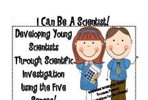 science / by Lisa Fickel