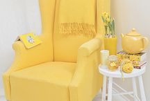 Colours / Yellow / by Rafaela Loncan
