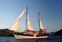 LAILA DENIZ / #gulet, #yacht, #bluevoyage, #yachtcharter, www.cnlyacht.com