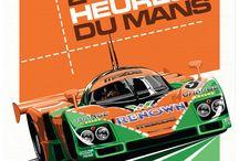 Poster de corrida