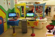 salão infantil