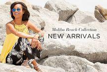 Malibu Beach Collection / Staying stylish this season will be a breeze.